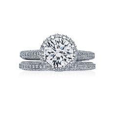 Style# 2502RDP75 - Simply Tacori - Engagement Rings - Tacori.com
