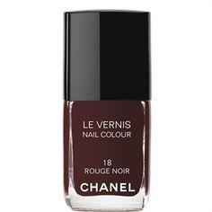 Rouge Noir Chanel; zonder twijfel onze ENIGE ECHTE FAVORIET!