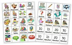 Updated: We've altered how we use the cards and the workbox system since starting. We now are using a weekly grid along with the cards. See how we're using our weekly schedule Workbox System, Pre K Activities, Learning Activities, Visual Schedules, Family Organizer, Homeschool Curriculum, Homeschooling Resources, Classroom Organization, Organizing