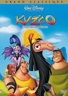 Kuzco, L'empereur Mégalo - Walt Disney