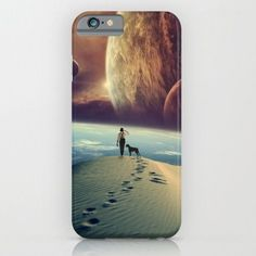 Explorer - For iPhone 6 Case