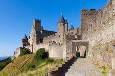 Castillo de Carcassonne - Francia France