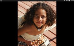 Gorgeous  little miss fijian