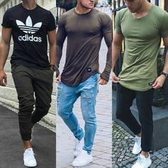 """5,896 Likes, 95 Comments - Gentwith Street Style™ (@gentwithstreetstyle) on Instagram: """"1, 2 or 3? via @trillestoutfit #gentwithstreetstyle"""""""