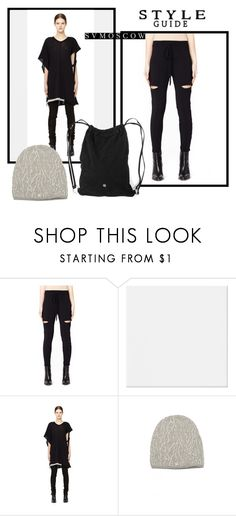 """""""Svmoscow 10 Lost & Found"""" by minka-989 ❤ liked on Polyvore featuring Lost & Found and Guidi"""
