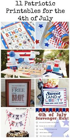 These free patriotic