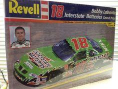 Revell Bobby Labonte INTERSTATE #18 Grand Prix NASCAR 1/24th Model  2002 Sealed #RevellMonogram