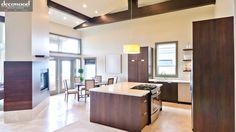 Give your kitchen interiors elegant look with Decorative veneers. visit: https://www.decowoodveneers.com/inspirational-gallery-home.php