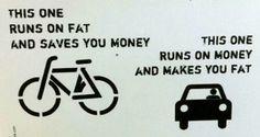 Wish I could still take my bike to work!