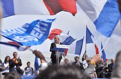 The Main Issue in the French Presidential Election: National Sovereignty