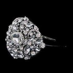 Truly Stunning Head Band Large Crystal Side - bridal prom bridesmaid wedding by Gala Accessories, http://www.amazon.co.uk/dp/B00CMFFUJ2/ref=cm_sw_r_pi_dp_vQpHrb1V8BKD7