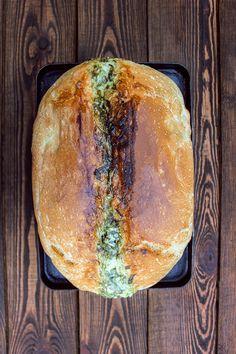 Мягкий, нежный, ароматный хлеб с хрустящей, румяной корочкой-это настоящее наслаждение!