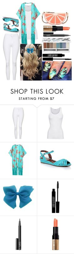 """""""Bailey: August 27, 2016"""" by disneyfreaks39 ❤ liked on Polyvore featuring Topshop, American Vintage, Kat Von D, Capelli New York, Chicnova Fashion, Lord & Berry, NARS Cosmetics, Bobbi Brown Cosmetics and Kate Spade"""