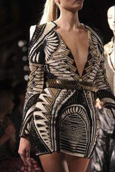 Balmain. Gotta have it. I mean, it's perfection.