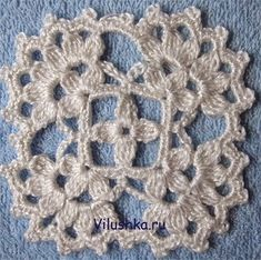 Transcendent Crochet a Solid Granny Square Ideas. Inconceivable Crochet a Solid Granny Square Ideas. Granny Square Crochet Pattern, Afghan Crochet Patterns, Crochet Squares, Crochet Motif, Crochet Lace, Granny Squares, Thread Crochet, Love Crochet, Filet Crochet