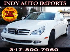 #SpecialOffer #FreeGas | $21,990 | 2009 #MercedesBenzCLS-Class CLS550 - for Sale in Carmel IN 46032 #IndyAutoImports