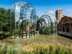 Thomas Heatherwick, Britain's most celebrated designer, has created the coolest gin palace in the world.