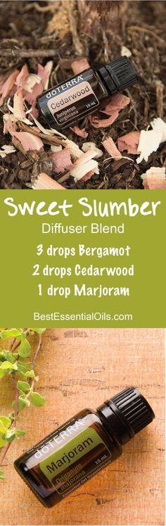 Sweet Slumber doTERRA Diffuser Blend