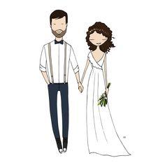 Wedding portrait by Blanka Biernat