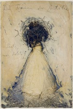 Anselm Kiefer | Die Frauen der Antike (The women of antiquity) (2001) | Available for Sale | Artsy