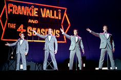 JERSEY BOYS   MOVIE REVIEW http://saltypopcorn.com.au/reviews/jersey-boys/ Kernel Kate Bradley hits up the Clint Eastwood directed film of the musical about Frankie Valli and the 4 Seasons - JERSEY BOYS. It is out this Thur July 3 pretty much everywhere - put this on your list right behind hunting down and seeing Belle and Sebastian :) Enjoy Kate's splendid (as always) review. :)
