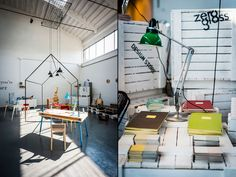 FURNITURE SHOWROOMS! Zerogloss Design Store by Officina 11 Studio, Vicenza – Italy » Retail Design Blog