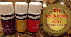 Homemade Cuticle and Nail Cream