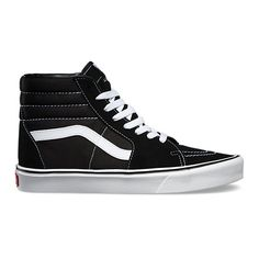 Sk8-Hi Lite ($70) ❤ liked on Polyvore featuring men's fashion, men's shoes and men's sneakers
