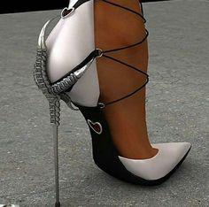 Stiletto #shoes #shoesaddict #sandals #zapatos #estilo #fashion #style #vanessacrestto #stiletto