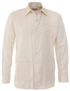 Camisas de Lino o Algodón para vestir en climas cálidos o en tiempo de verano especialmente en lugares de Costa o Playa