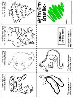 Week 1 Color Recognition Yellow | PreK & Homeschooling | Pinterest ...