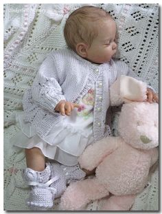 Tinkerbell Nursery Unique Newborn Baby Girl Doll Reborn BY Helen Jalland | eBay