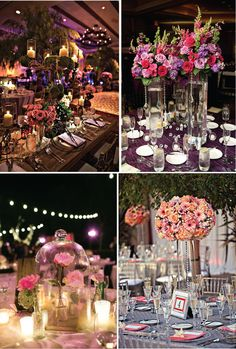 25 Stunning Wedding Centerpieces - Part 9 | bellethemagazine.com