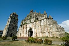 See Paoay Church (San Agustin Church), Paoay, Philippines (UNESCO site) - Bucket List Dream from TripBucket
