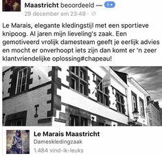Happy customers at #LeMaraisMaastricht #Maastricht #shopping #fashion #happycustomers