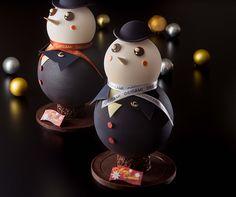 ザ・キャピトルホテル 東急のクリスマスケーキ - ベルボーイ制服を着た限定雪だるまケーキも 写真2