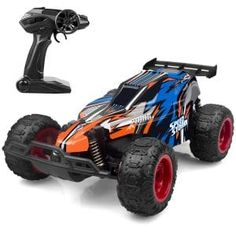 IMDEN Remote Control Car, High Speed Racing Car with Four batteries( Two Rechargeable Batteries For car,Two Batteries For Transmitter), Kids Toys, Blue Remote Control Cars, App Control, Radio Control, Hobbies For Kids, Hobbies To Try, Cars Usa, Rc Cars, Hobby Lobby Crafts, Animal Reiki