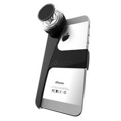 Dot Panorama Phone Lens Black II, $46, now featured on Fab.