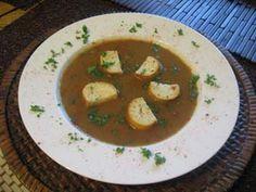 Einbrennsuppe  (Roux soup)
