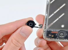 Các lỗi nút home trên iPhone 5