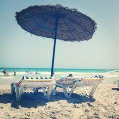 Untitled tunisia - #mahdia beach