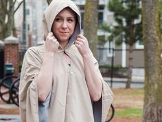 The Daily Grommet team is keeping everyone dry and stylish with RAINRAPS lightweight rain gear. A weatherproof Rain Poncho.…