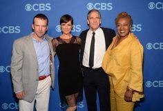 "Lucas Black, Zoe McLellan, Scott Bakula, and CCH Pounder (""NCIS: New Orleans"")"