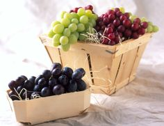 Did you know? California shipped a record table grape crop in 2012, surpassing 100 million boxes for the first time in history. There will be plenty of fresh Grapes from California to go around in 2013!