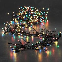 Christmas cluster lights 44 foot garland with 1300 multi color outdoor lighting centre stocks the full range of konstsmide lighting available in the uk hot deals on garden lighting plus indoor and outdoor christmas aloadofball Gallery
