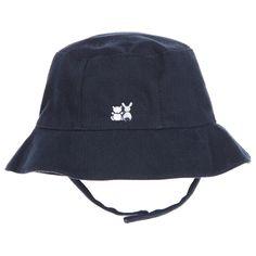Emile et Rose - Baby Boy Navy Sun Hat  03b598637059