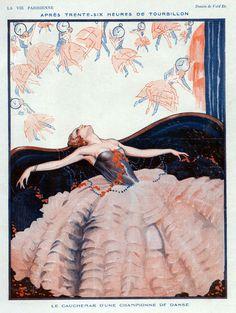 artdeco.quenalbertini: 1923, La Vie Parisienne
