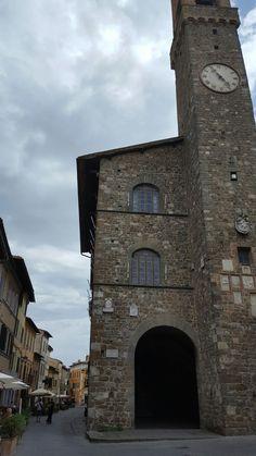 New Tuscany life