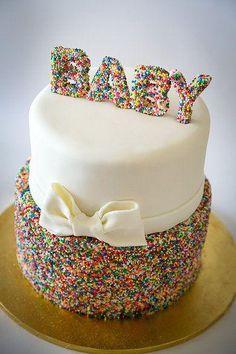 tortas de baby shower