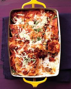 Easy Casserole Recipes